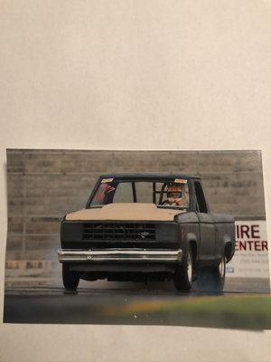 87 Ford Ranger