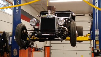 1929 chevy tudor  for Sale $59,200
