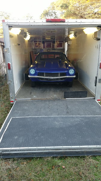 2011 28' FULLY LOADED Port City Trailers trailer