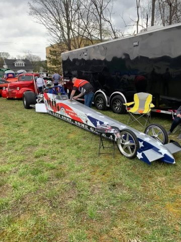 RBRC Dragster  for Sale $16,500