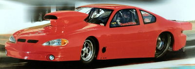 2002 Pontiac GrandAm ex prostock