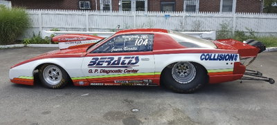 1992 Jerry Bickel chassis EX PRO Rickie Smith STP Pro Stock