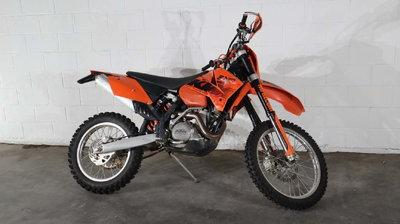 2006 KTM 400 Motorcycle
