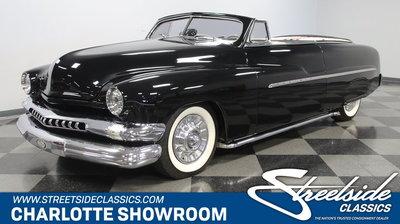 1951 Mercury Eight Convertible