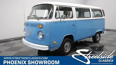 1975 Volkswagen Type 2 Bus