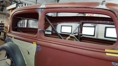 VALHALLA AUTO RESTORATIONS