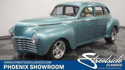1941 Chrysler Royal Restomod