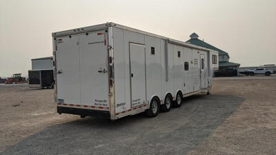 atc trailers with living quarters for sale