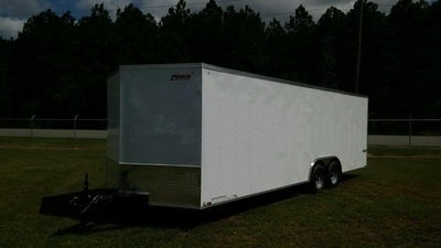 24' Pace Journey Car Hauler