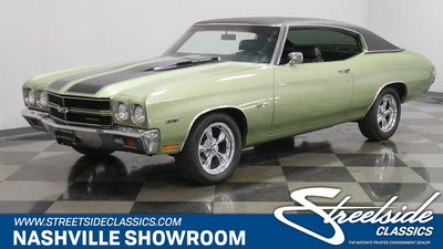 1970 Chevrolet Chevelle SS 396 Tribute
