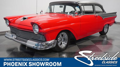 1957 Ford Custom 2 door Sedan