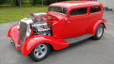 33 Ford Two Door