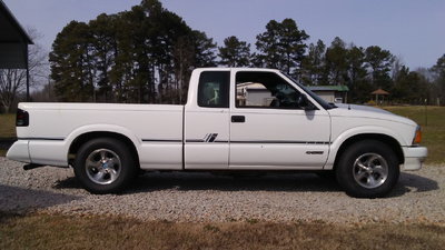 1993 s10 extended cab