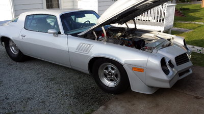 Beautiful 1979 Z28 Camaro Pro Street