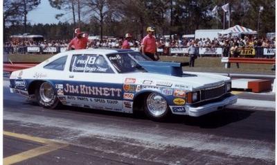 1980 Don Hardy Volare' Pro Stock
