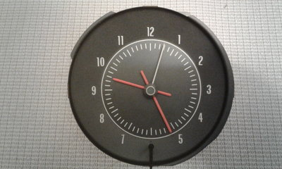 NOS 66-67 Chevy Clock