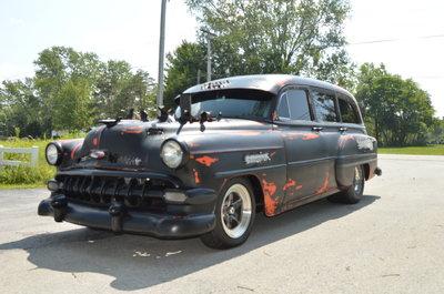 1954 TIN WOODY 700HP PLUS/ INCREDIBLE DRIVER