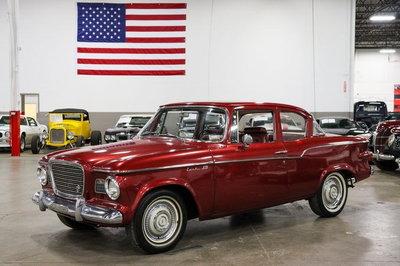 1960 Studebaker V11