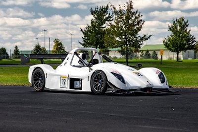 2015 Radical SR3 RSX LHD White