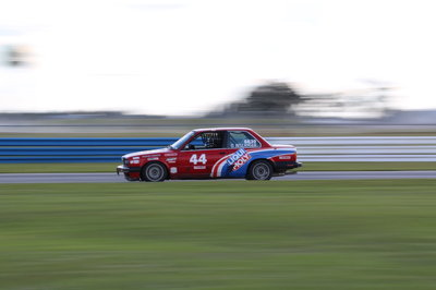 Race Winning Spec E30