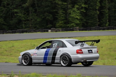Audi S4 Track Car