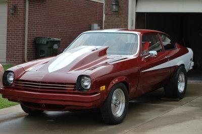1977 Vega