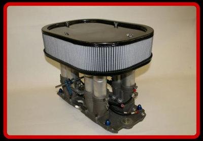 New -OTR Premium Sprint Car Air Filter