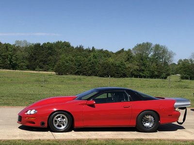 2000 Turbo LSX Drag Radial Z28