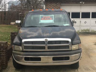 1996 Dodge Ram 3500