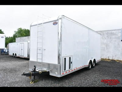 2021 UNITED SUPER HAULER 26' SPRINT CAR HAULER