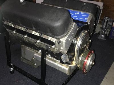 565 BBC turbo/blower/NA