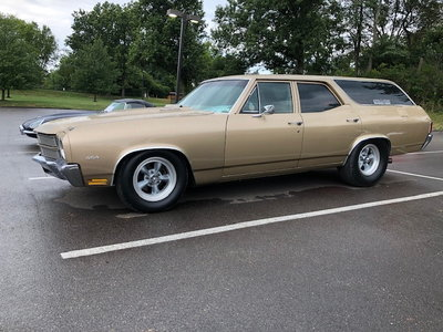 1970 Chevelle Wagon