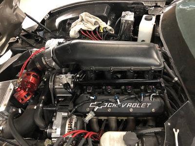 402 CID LQ4 Race Motor