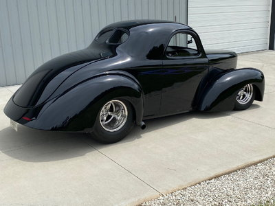 1941 WILLYS 502 BBC OUTLAW BODY AND CHASSIS