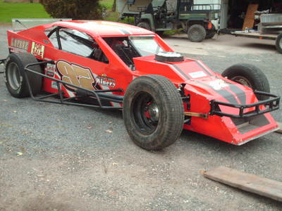 2000 troyer Wide car 602 crate