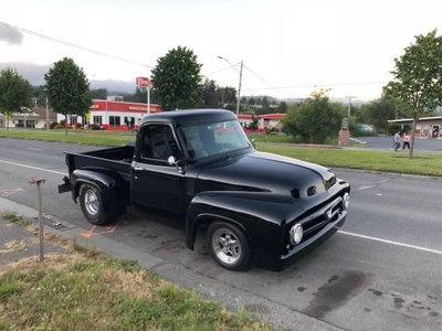 1953 f100 pro street