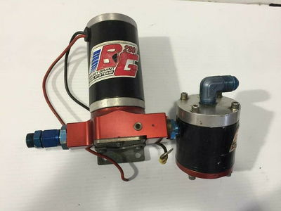 Barry Grant BG 280 Fuel Pump and Fuel Filter Combo