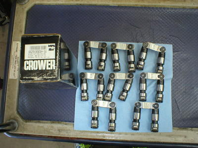 Crower .903 BBC Lifters