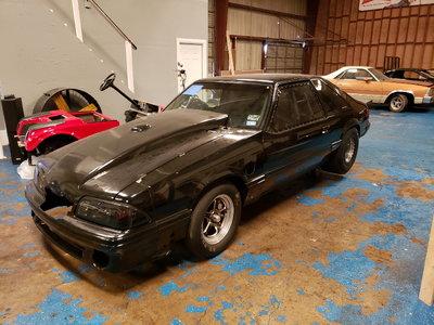 X275, LDR Mustang