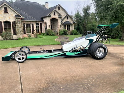 """Mike Bos / Chassis Craft 150"""" Altered (Roller)"""