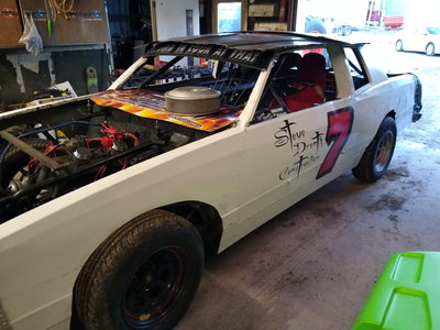 Pro chassis usra/imca hobby stock