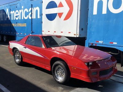 1987 Super Stock Camaro