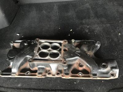 Ford 302 Brzezinski Intake