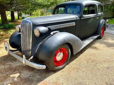 1936 Buick Hot Rod