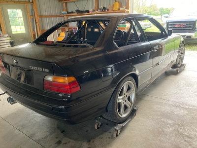 1993 BMW e36 chump/lemon project