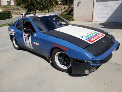 1985 Porsche 944 Spec Race Car NASA SCCA racing Track Car