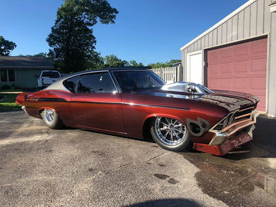 Bad Ass 69 Chevelle