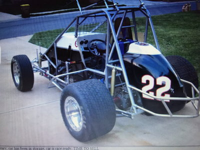 Doemelt Small Block Sprint Car