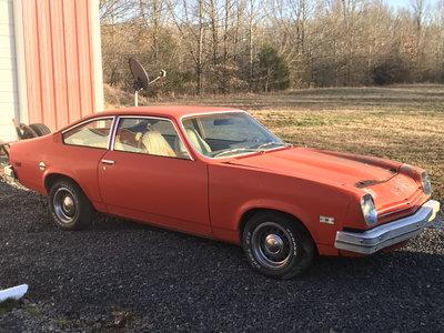 1976 Vega Hatchback