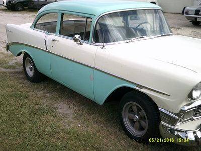 1956 Chevrolet Two-Ten Series
